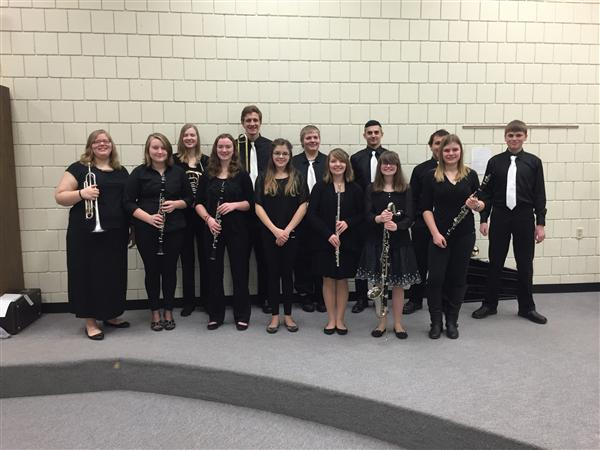 Welcome to the WEM High School Band Page!